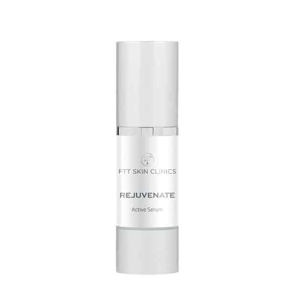 FTT Skin Clinics - Rejuvenate Active Serum - Glycolic Acid - Salicylic Acid- Vitamin E