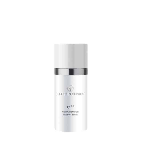 FTT Skin Clinics - Vitamin C Serum 20% - Vitamin E - Ascorbic Acid