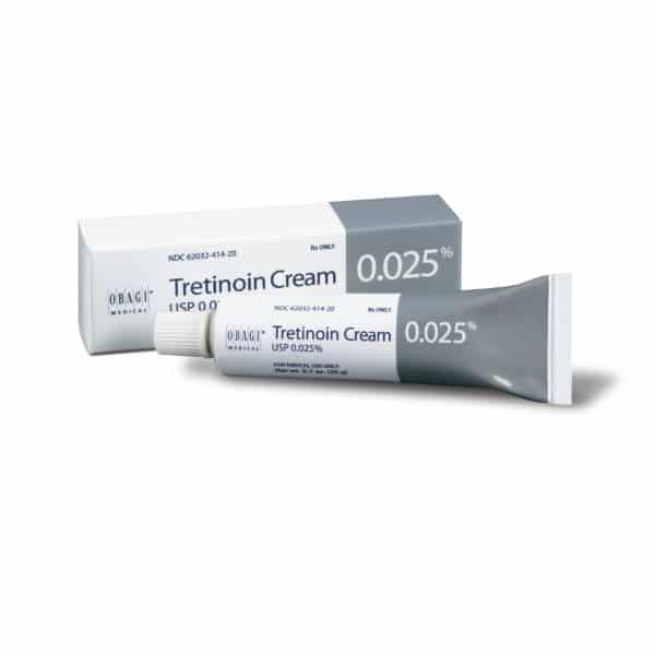 OBAGI Tretinoin Cream 0.025 UK - tretanoin
