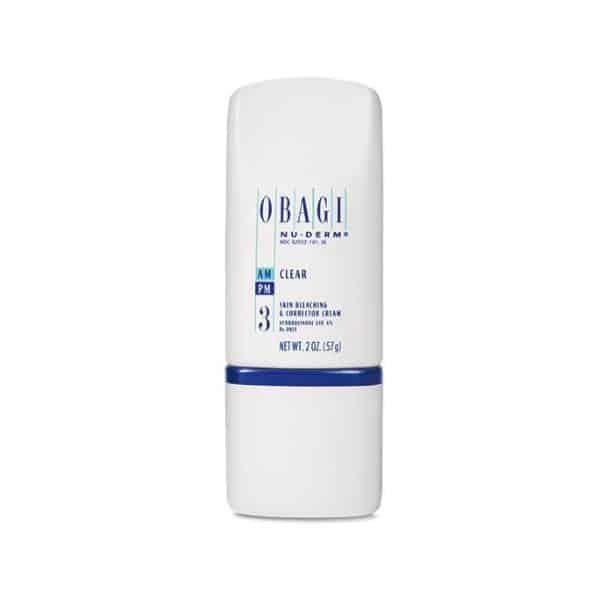 OBAGI Nu-Derm 3 Clear UK - Hydroquinone
