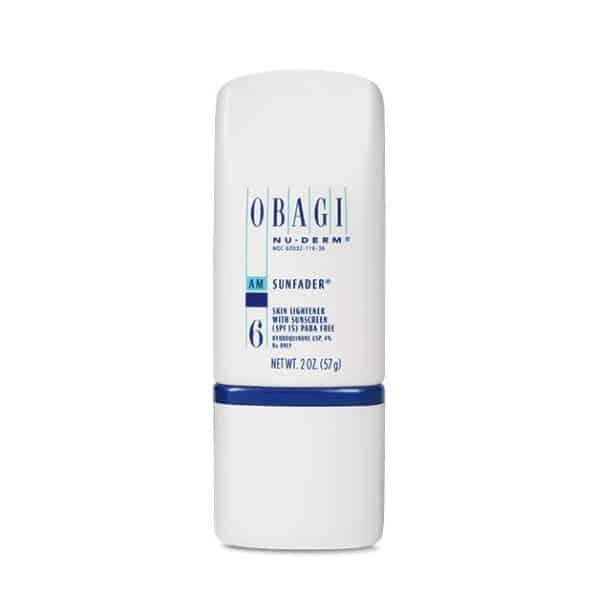 OBAGI Nu-Derm 6 Sunfader UK - Hydroquinone