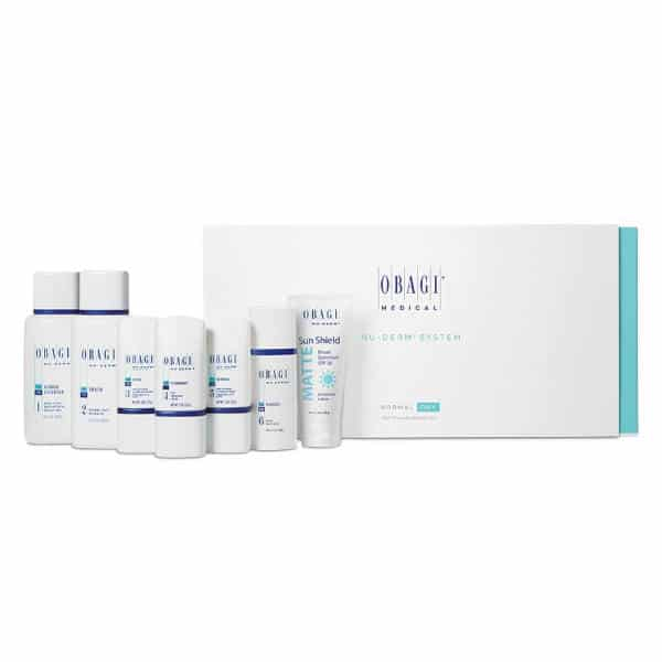 OBAGI Nu-Derm System Normal To Dry UK - Hydroquinone
